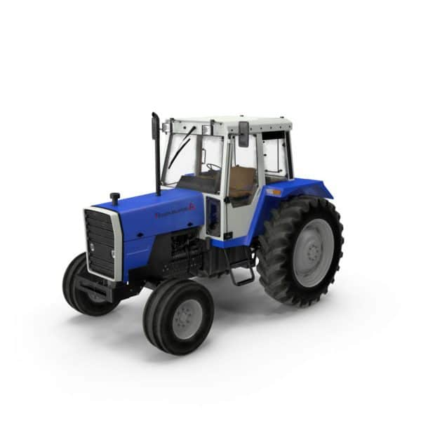 TR2 traktorininko teises mokymai